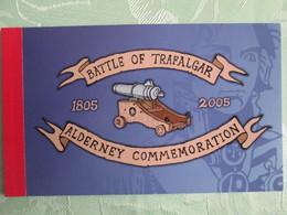 Alderney Carnet  Mh 8   Cote  35 Euros - Alderney