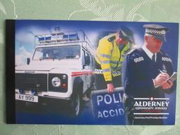 Alderney Carnet  C 219 - Alderney