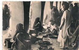 "Cpsm Mauritanie  ""Atar"" Le Marché - Mauritanie"