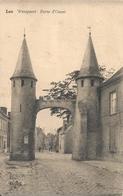 Cpa Belgique Loo Porte D'Ouest - Lo-Reninge