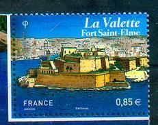 France 2017 - Fort Saint Elme, La Valette (Malte) / Fort Saint Elmo, Valletta, Malta - MNH - Châteaux