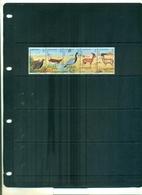 TURQUIE ANNEE EUROPEENNE DE LA CONSERVATION DE LA VIE SAUVAGE 5 VAL NEUFS A PARTIR DE 0.50 EUROS - Oiseaux