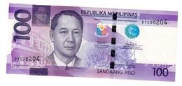 Philippines 100 Pesos 2017 UNC - Filippine