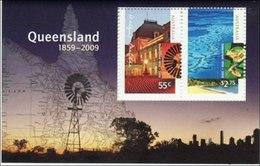 2009 - Australian QUEENSLAND 150 YEARS Minisheet Minature Sheet MNH - Blocks & Sheetlets