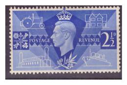 GRAN BRETAGNA - 1946 - ANNIVERSARIO DELLA VITTORIA. - MH* - 1902-1951 (Re)