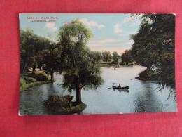 Lake At Wade Park  Cleveland - Ohio >    Ref 2974 - Cleveland