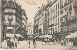 44 NANTES Rue De Gorges Belle Animation - Nantes