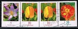 Bund 2007, Michel# 2471, 2480 ,2484Du O Aus Kleinbogen Febr. 2007 - Gebraucht