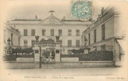 FONTAINEBLEAU HOTEL DE L'AIGLE NOIR - Fontainebleau