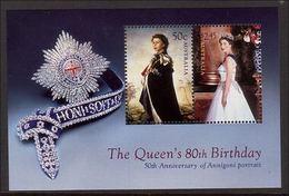 2006 - Australian QUEEN'S BIRTHDAY Elizabeth II Minisheet Minature Sheet MNH - Blocks & Sheetlets