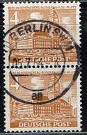 Berlin 1949, Michel# 43/43 S O - [5] Berlin