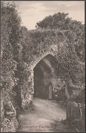 Old Gateway, Launceston Castle, Cornwall, C.1905 - Frith's Postcard - Other