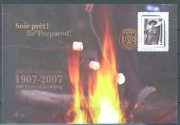 CA - PREPAID ENVELOPPE - 01.08.2007 - SCOUT - Lot 16918 - 1953-.... Regering Van Elizabeth II