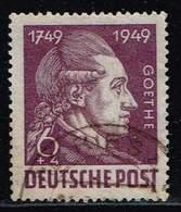 SBZ 1949, Michel# 234 O - Zone Française