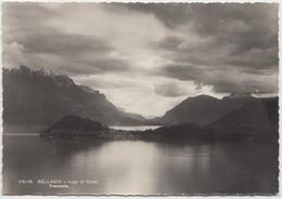 BELLAGIO, Lago Di Como, Tramonto, Unused Real Photo, Vera Fotografia, Postcard [21219] - Como
