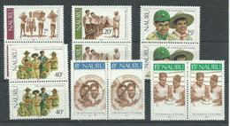 180029097  NAURU  YVERT  Nº  241/6  **/MNH - Nauru