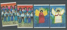 180029098  NAURU  YVERT  Nº  143/6  **/MNH - Nauru