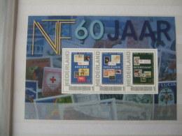 Postzegel Op Postzegel  Nice Sheet  MNH NTF 60 Jaar - Post