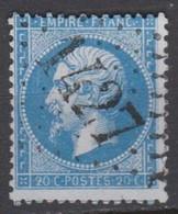 GC  1427   ESTAIRES   (  57  -  NORD  ) - Marcophilie (Timbres Détachés)