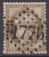 GC  1775   HAZEBROUCK   (  57  -  NORD  )  SUR  56 - 1849-1876: Classic Period