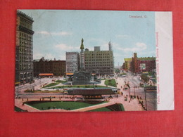 Public Square   Ohio > Cleveland    Ref 2975 - Cleveland