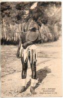 Afrique Occidentale. Diola En Tenue De Fête - Senegal