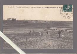 Aisne - Fresnoy Le Grand - Vue Panoramique De L' Usine D'application De La Cel - Andere Gemeenten
