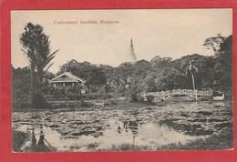 CPA: Birmanie (Burma) - Cantonment Gardens, Rangoon - Myanmar (Burma)