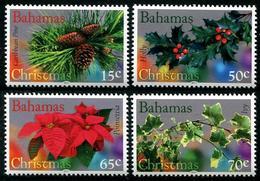 BAHAMAS  2017 - Noël 2017, Plantes, Fleurs De Noël - 4 Val Neufs // Mnh - Bahamas (1973-...)
