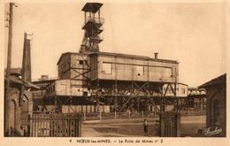 CPA Noeux Les Mines Le Puits De Mines N°2 - Noeux Les Mines