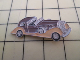 Pin2017 : Pin's Pins / RARE & BELLE QUALITE / THEME : AUTOMOBILE / VOITURE RETRO ANNEES 30 MODELE A IDENTIFIER - Rallye