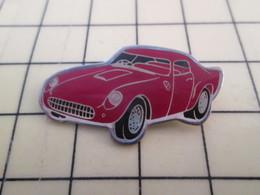 Pin2117 : Pin's Pins / RARE & BELLE QUALITE / THEME : AUTOMOBILE / FERRARI ROUGE ANNEES 50/50 - Ferrari