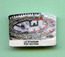 """FEVE - FEVES - """"LE PUY DU FOU""""- 2004 - LE STADIUM - Fèves"""