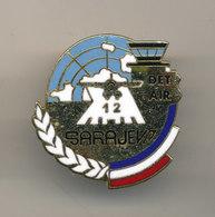 DETACHEMENT AIR  SARAJEVO - Army