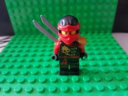 Figurine Lego Ninjago Rouge - Figures
