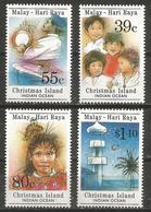 Christmas Island - 1989 Hari Raya Festival MNH **    Sc 234-7 - Christmas Island