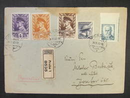 BRIEF Praha - Josefov 1946   // D*32184 - Tschechoslowakei/CSSR