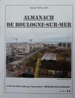 Almanach De Boulogne Sur Mer N°11 - Informations Générales