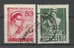 A01033)Polen 816 - 817 Gest. - 1944-.... Republik
