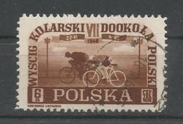 A01186)Polen 488 Gest. - 1944-.... République
