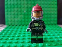 Figurine Lego Pompier - Figures