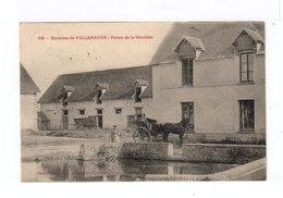 Environs De Villenauxe. Ferme De La Gondière. (2920) - France