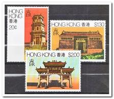 Hong Kong 1980, Postfris MNH, Rural Architecture - 1997-... Région Administrative Chinoise