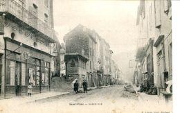 N°62593 -cpa Saint Pons -grand'rue- - Saint-Pons-de-Mauchiens