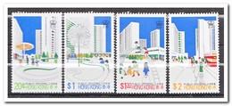 Hong Kong 1981, Postfris MNH, Social Housing - 1997-... Région Administrative Chinoise