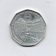 AUSTRIA - 2006 - 5 Euro Commemorativi FDC  - Presidenza Unione Europea - Argento - (MW1320) - Autriche