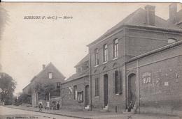 CPA 62  - BURBURE - Mairie - Francia