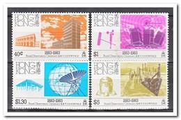 Hong Kong 1983, Postfris MNH, 100 Years Observatory Of Hong Kong - 1997-... Région Administrative Chinoise