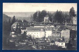 Montjoie. Monschau. Hospital. Feldpost Lammersdorf  Sept. 1914 - Monschau