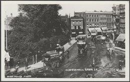 Camberwell Green, London, C.1900s - TSO Repro Photograph - Reproductions